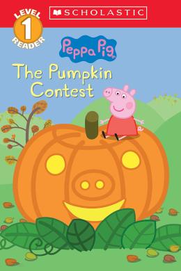 Peppa Pig: The Pumpkin Contest