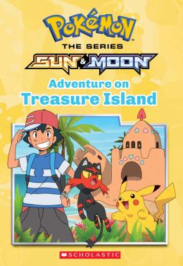 Pokémon: Alola Chapter Book #3