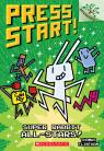 Super Rabbit All-Stars!: A Branches Book (Press Start! #8)