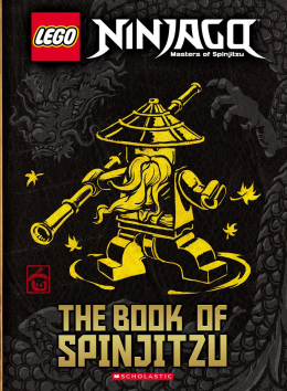 LEGO Ninjago: Book of Spinjitzu