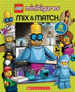 Lego Minifigure Mix & Match