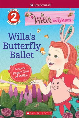 American Girl®: WellieWishers: Willa's Butterfly Ballet
