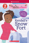 American Girl: Welliewishers: Kendall's Snow Fort