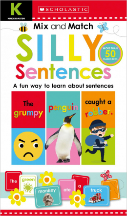 Scholastic Early Learners: Mix & Match Silly Sentences