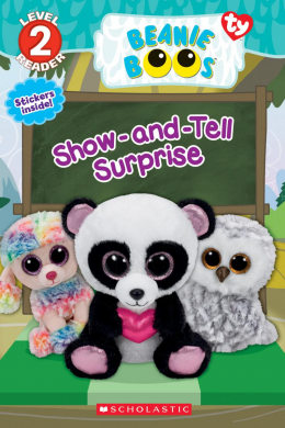 Beanie Boo: Level 2 Reader: Show-and-Tell Surprise