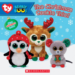 Beanie Boos: The Christmas Cookie Thief