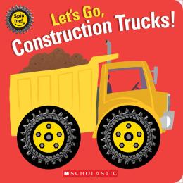 Let's Go, Construction Trucks!