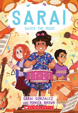 Sarai Saves the Music