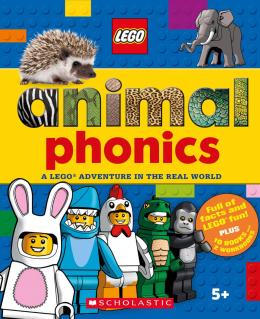 LEGO® Nonfiction: Animals Phonics Box Set
