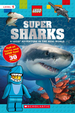LEGO Nonfiction: Super Sharks