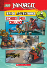 Lego Ninjago: Brick Adventures #2: School for Crooks
