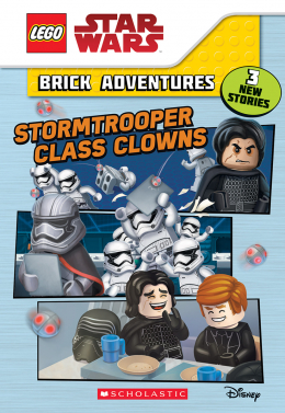 Lego Star Wars: Brick adventures #1: Stormtrooper Class Clowns