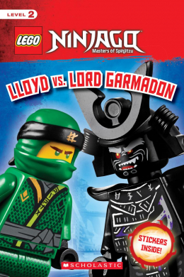 LEGO® Ninjago: Reader #18: Mystery of the Masks