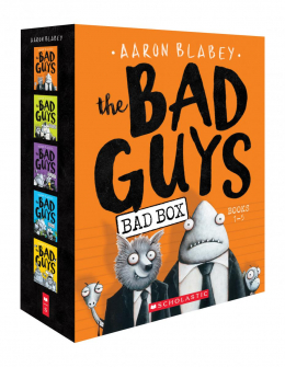 The Bad Guys Boxset (Books 1-5)