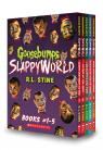 Goosebumps Slappyworld 1-5 (Box Set)