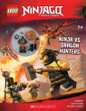 LEGO® Ninjago: Activity Book With Minifigure