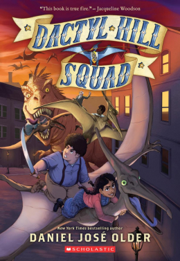 Dactyl Hill Squad (Dactyl Hill Squad #1)