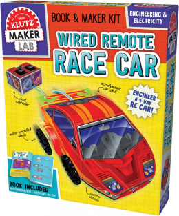 Maker Lab: Wired Remote Race Car