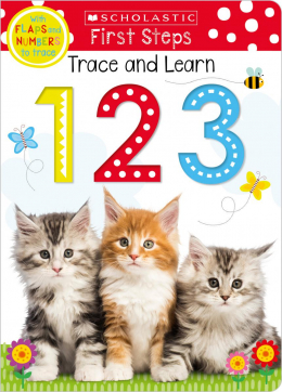 Trace and Learn 123 (Scholastic Early Learners)