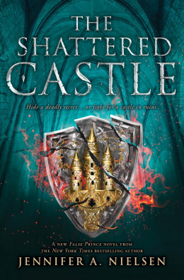 The Shattered Castle (The Ascendance Series, Book 5)
