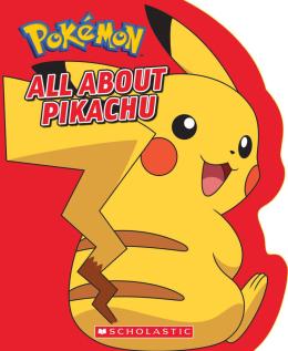 Pokemon: All About Pikachu