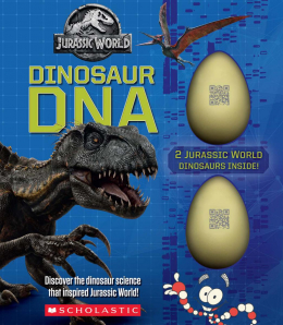 Jurassic World: Dinosaur DNA