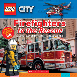 LEGO® City Nonfiction: Firefighters To the Rescue (8x8)