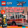 LEGO� City Nonfiction: Firefighters To the Rescue (8x8)