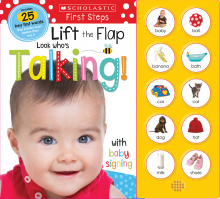 Scholastic Early Learners: Lift the Flap Look Who's Talking! (Revised)