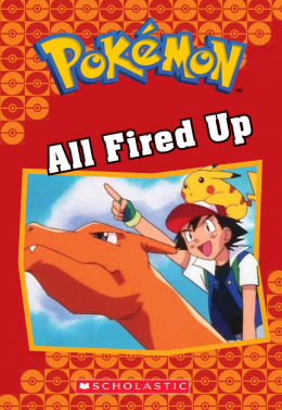 Pokémon Classic Chapter Book #14: All Fired Up