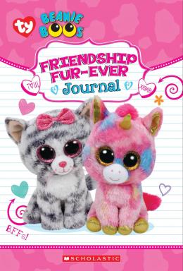 Beanie Boos: Friendship Fur-Ever Journal