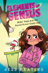 Nikki Tesla and the Ferret-Proof Death Ray (Elements of Genius #1)