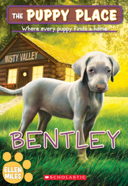 Puppy Place #53: Bentley