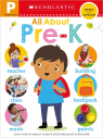Scholastic Early Learners: Get Ready for Pre-K Skills Workbook: All About Preschool