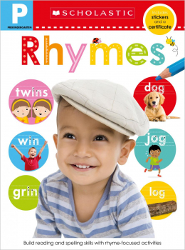 Scholastic Early Learners: Pre-K Skills Workbook: Rhymes