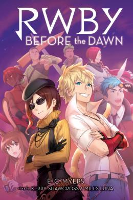 Before the Dawn (RWBY, Book 2)