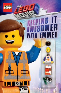 Lego the Lego Movie 2: Keeping it Awesome-R with Emmet
