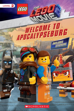 Lego the Lego Movie 2: Welcome to Apocalypseburg
