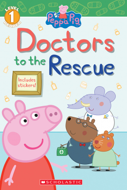 Peppa Pig: Doctors To the Rescue