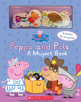 Peppa Pig: Peppa and Pals: A Magnet Book