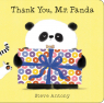 Thank You, Mr. Panda: A Board Book