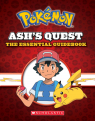 Ash's Quest: The Essential Guidebook (Pokemon)