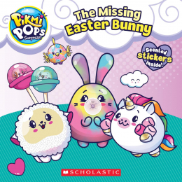 Pikmi Pops: The Missing Easter Bunny