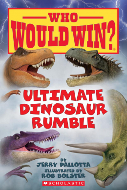 Ultimate Dinosaur Rumble (Who Would Win?)
