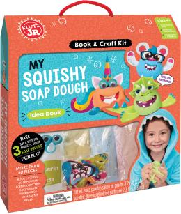 My Squishy Soap Dough
