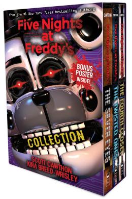 Five Nights at Freddy's Boxset (Books 1-3)