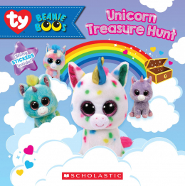 Beanie Boos: Unicorn Treasure Hunt