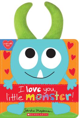 I Love You, Little Monster!