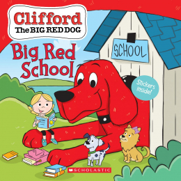 Clifford's Big Red School