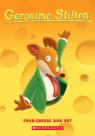 Geronimo Stilton Four Cheese Box Set (Books 1-4)